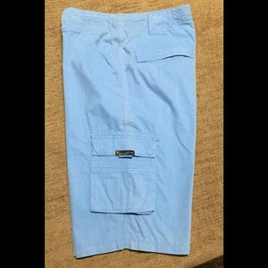 Rocawear Baby-blue Men's shorts